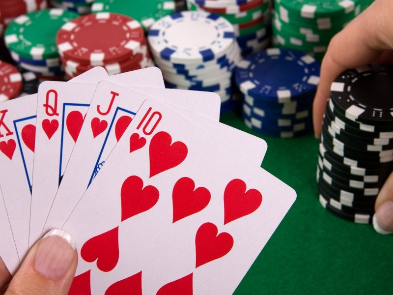 Be Successful With Casino Poker