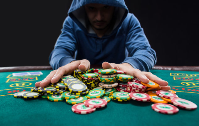 When Poker Tips Competition is sweet